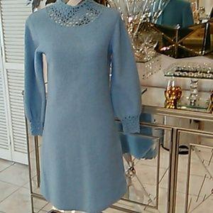 Vintage St John Knit Dress and Skirt